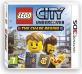 Nintendo City Undercover: The Chase Begins
