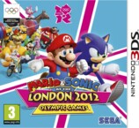 Mario & Sonic at the London