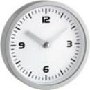 TFA-Dostmann Analogais sienas pulkstenis vannas istabai