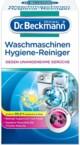 Dr.Beckmann Veļas mazgājamās mašīnas tīrīšanas