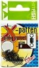 HITFISH X-Patten Rolling Swivel #8 38Lb