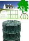 Žoga siets pārklāts ar PVC(zaļš) 50x100mm