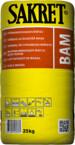 Sakret BAM [3-40mm] grīdas izlīdzinošā masa