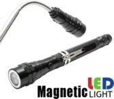 Diožu gaismeklis teleskopisks ar magnētu
