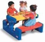 Little Tikes Bērnu piknika galds Primary