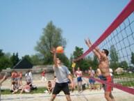 Howitec Training pludmales volejbola tīkls 572411