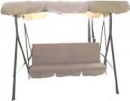 Master Furniture 3 vietīgs šūpuļkrēsls polsterējums