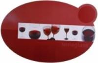 Paliktnis galda 43x28cm Koktejl