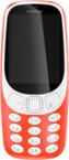 Nokia 3310 DS TA-1030 warm red