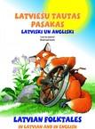 Latviešu tautas pasakas latviski un angliski