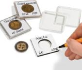 Leuchtturm monētu kapsulas Quadrum note