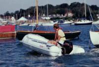 Laiva SUZUMAR DS310RIB