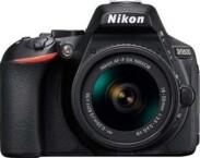 Nikon D5600 AF-P 18-55 VR Black