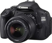 Canon EOS 600D KIT 18-55 IS