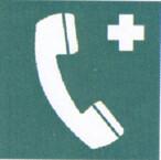 Drošam darbam Telefons neatliekamās medicīniskās palīdzības
