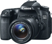 Canon EOS 70D EF-S 18-55 IS