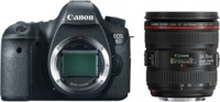 Canon EOS 6D + EF 24-70mm
