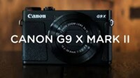 Canon PowerShot G9 X (G9X) Black