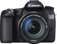 Canon EOS 70D EF-S 18-135 IS